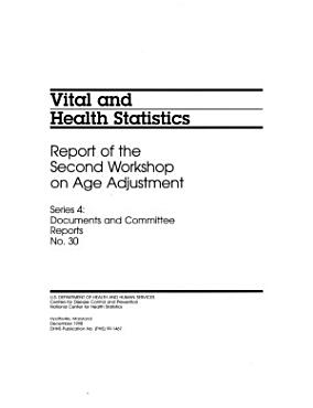 Report of the Second Workshop on Age Adjustment PDF