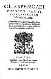 Sacrarum Heroidum liber