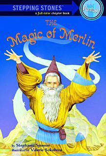 The Magic of Merlin Book