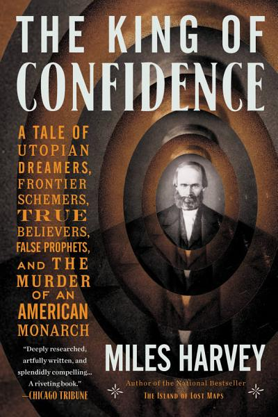 Download The King of Confidence Book