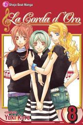 La Corda d'Oro: Volume 8