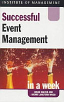 Successful Event Management in a Week PDF