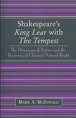 Shakespeare s King Lear with The Tempest
