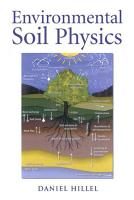 Environmental Soil Physics PDF