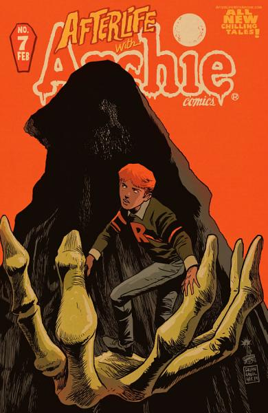 Download Afterlife With Archie  7 Book