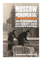 Moscow Monumental PDF