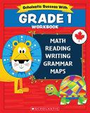 Scholastic Success with Grade 1 Book