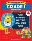 Scholastic Success with Grade 1 Book