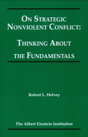 On Strategic Nonviolent Conflict PDF