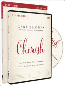 Cherish Study Guide with DVD