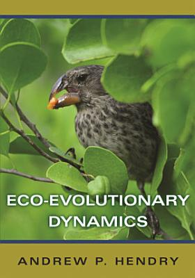Eco evolutionary Dynamics PDF