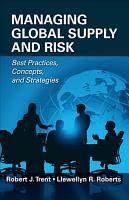 Managing Global Supply and Risk PDF