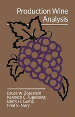 Production Wine Analysis