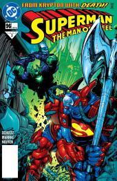 Superman: The Man of Steel (1991-) #96