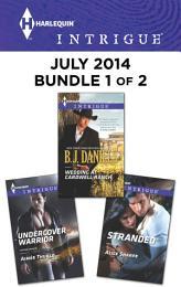 Harlequin Intrigue July 2014 - Bundle 1 of 2