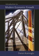 Introduction to Modern Economic Growth PDF