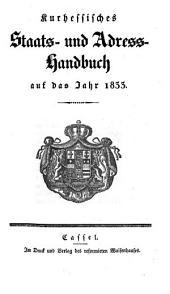 Kurhessisches Staats- und Addreß-Handbuch: Auf das Jahr..