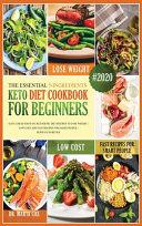 The Essential 5 Ingredient Keto Diet Cookbook