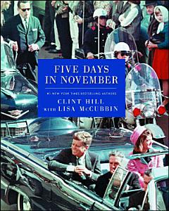 Five Days in November Book