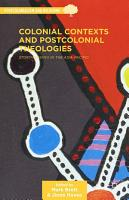 Colonial Contexts and Postcolonial Theologies PDF