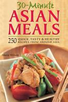 30 Minute Asian Meals PDF