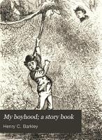 My boyhood  a story book PDF