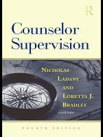 Counselor Supervision PDF
