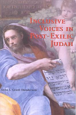 Inclusive Voices in Post exilic Judah PDF