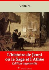 L'histoire de Jenni ou le Sage et l'Athée: Nouvelle édition augmentée