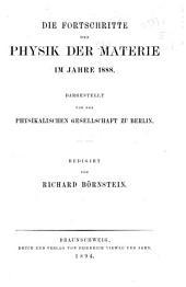 Die Fortschritte der Physik: Band 44,Teil 1