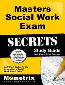 Masters Social Work Exam Secrets Study Guide PDF