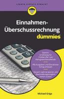 Einnahmen   berschussrechnung f  r Dummies PDF
