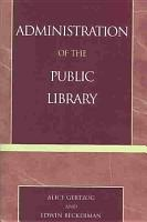 Administration of the Public Library PDF