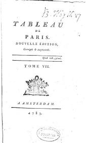 Tableau de Paris: Volume 7