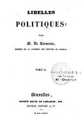 Libelles Politiques...