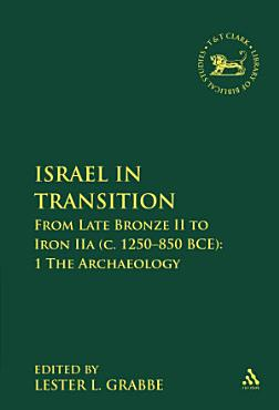 Israel in Transition  The Texts PDF