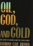 Download Oil  God  and Gold Book