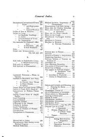 The United States Medical and Surgical Journal: Volume 7