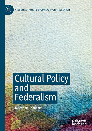 Cultural Policy and Federalism PDF