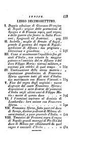 Delle rivoluzione d'Italia, libre ventiquattro de Carlo Denina con Aggiunta dell'Italia Moderna o sia del libro XXV, 4
