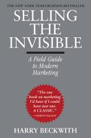 Selling the Invisible PDF