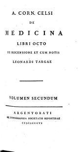 De Medicina: Volume 2