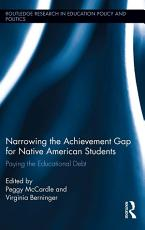 Narrowing the Achievement Gap for Native American Students PDF