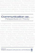 Communication as     PDF
