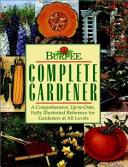 Burpee Complete Gardener