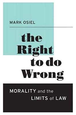 The Right to Do Wrong PDF
