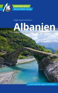 Albanien Reisef  hrer Michael M  ller Verlag PDF