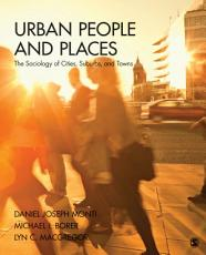Urban People and Places PDF