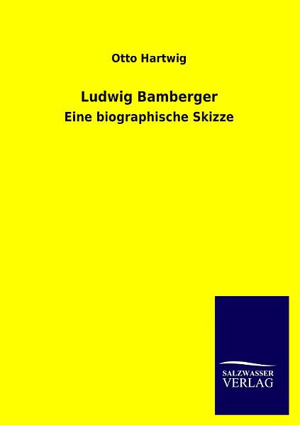 Ludwig Bamberger PDF