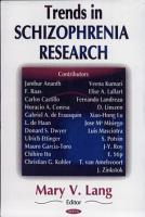Trends in Schizophrenia Research PDF
